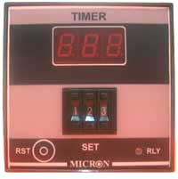 Thumb Wheel Timers